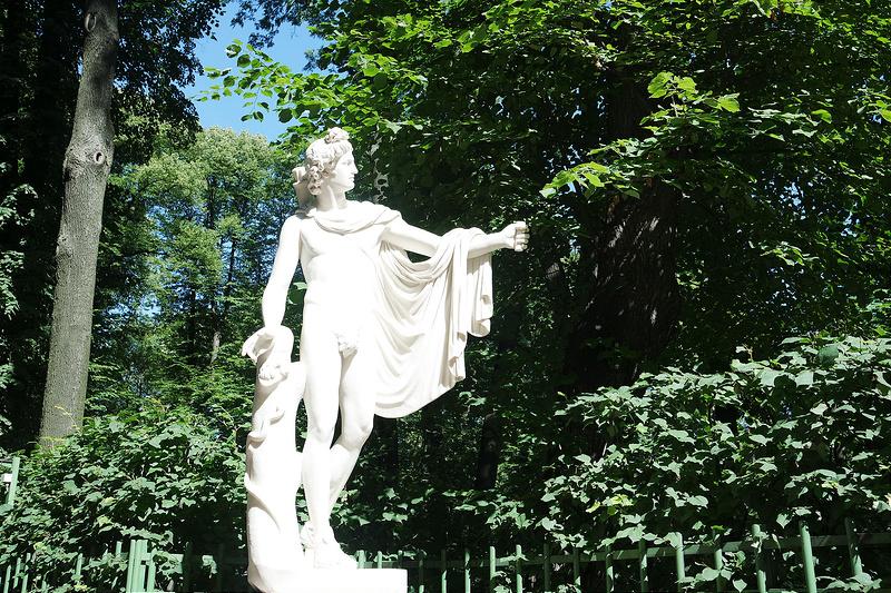 Jardín de Verano de San Petersburgo