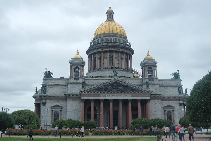 San Isaac, San Petersburgo