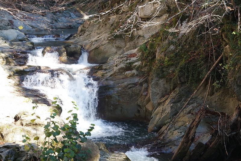 Cascada Salto del Cubo, Selva de Irati