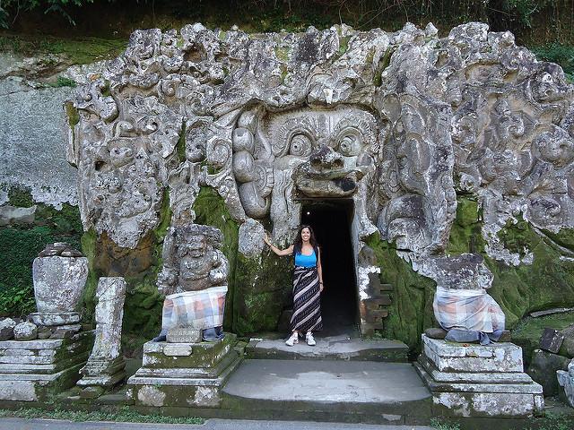 La Cueva del Elefante , Bali