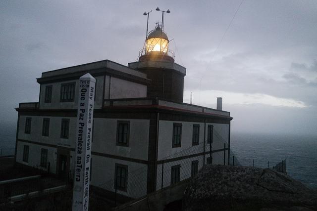 Faro de Fisterra, Coruña