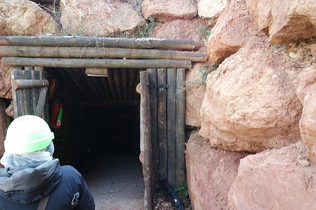 Mina de Olmos de Atapuerca