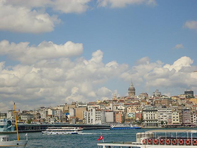 Viajar a Estambul, la Torre de Gálata