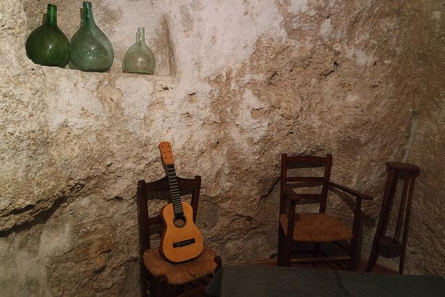 Casa-cueva de Frailes