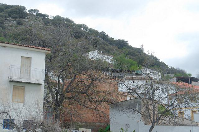 Casa de Michael, junto a la ermita del Calvario