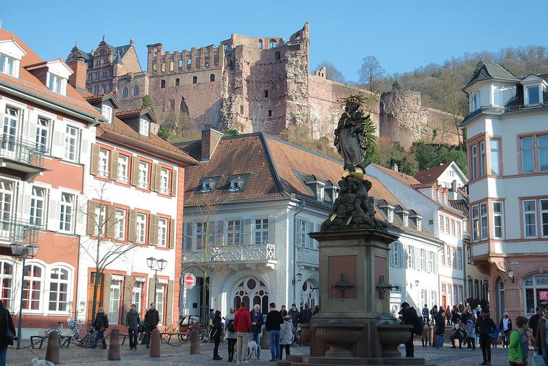 Heidelberg, Romántica Alemania