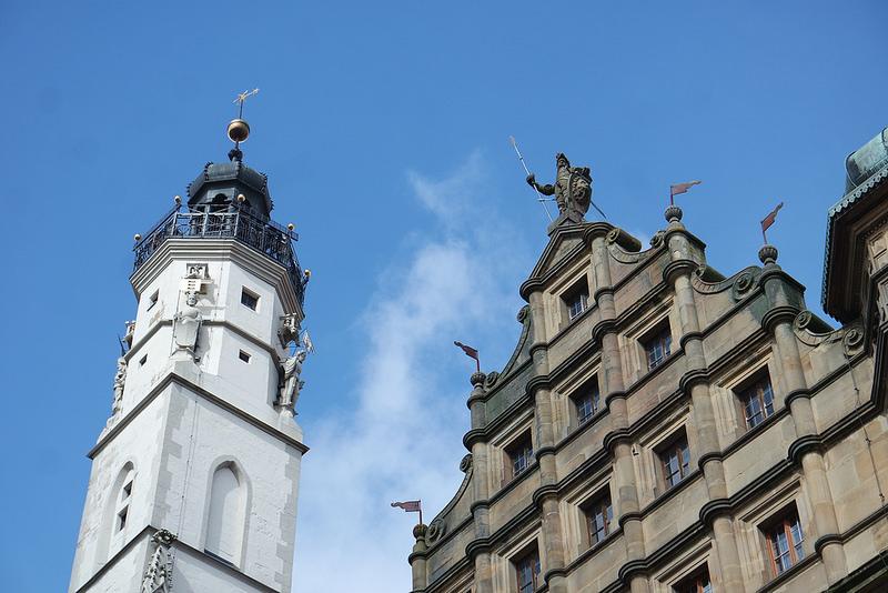 Torre del Ayuntamiento de Rotemburgo