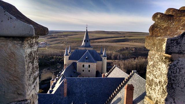 Alcázar. Leyendas de Segovia
