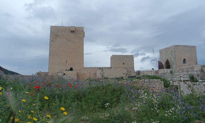 Castillo de Jaén
