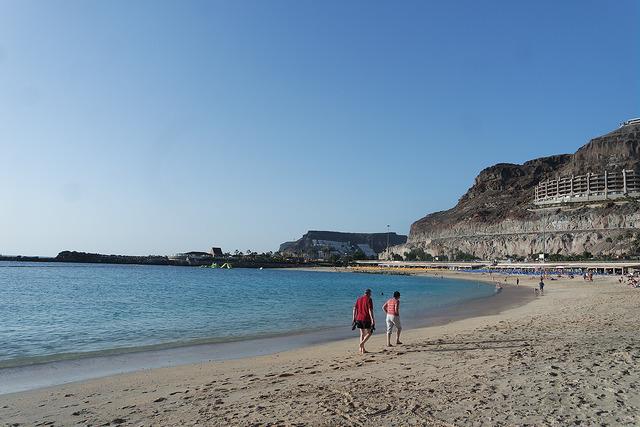 Playa de Amadores, Gran Canaria