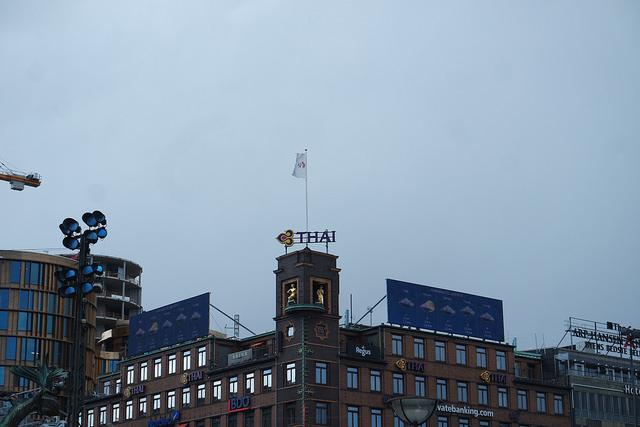 Reloj del Tiempo, Copenhague
