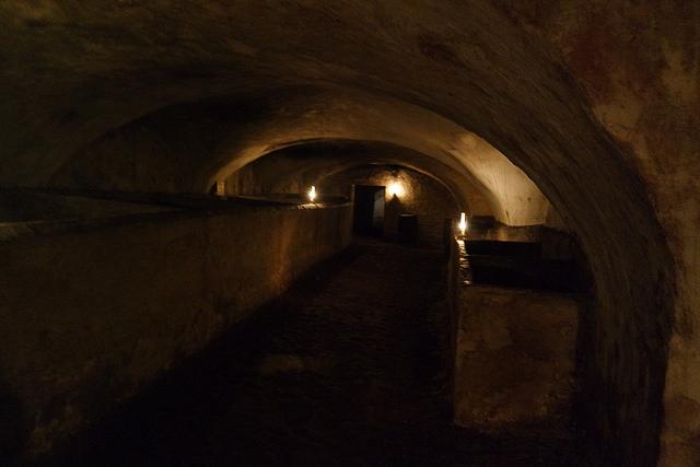 Túneles de las Casamatas