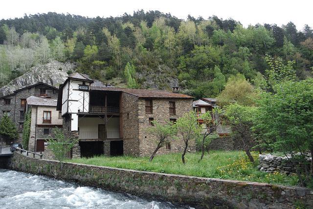 Casa de Cal Pal, valle de Ordino, Andorra