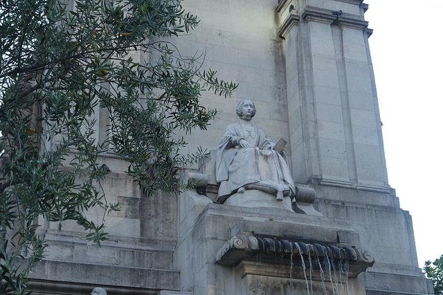 Dulcinea, plaza de España, Madrid