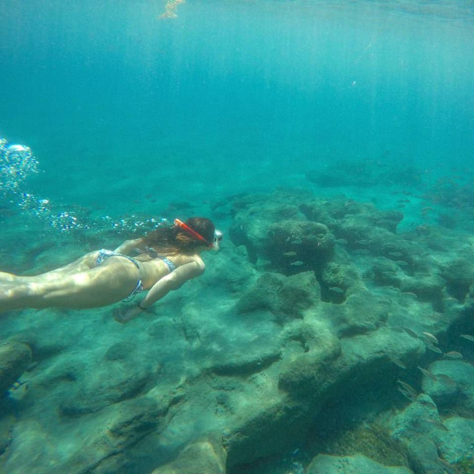 Snorkel en Cabo de Gata
