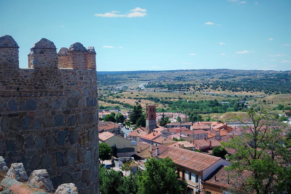 Vistas de Ávila desde la muralla