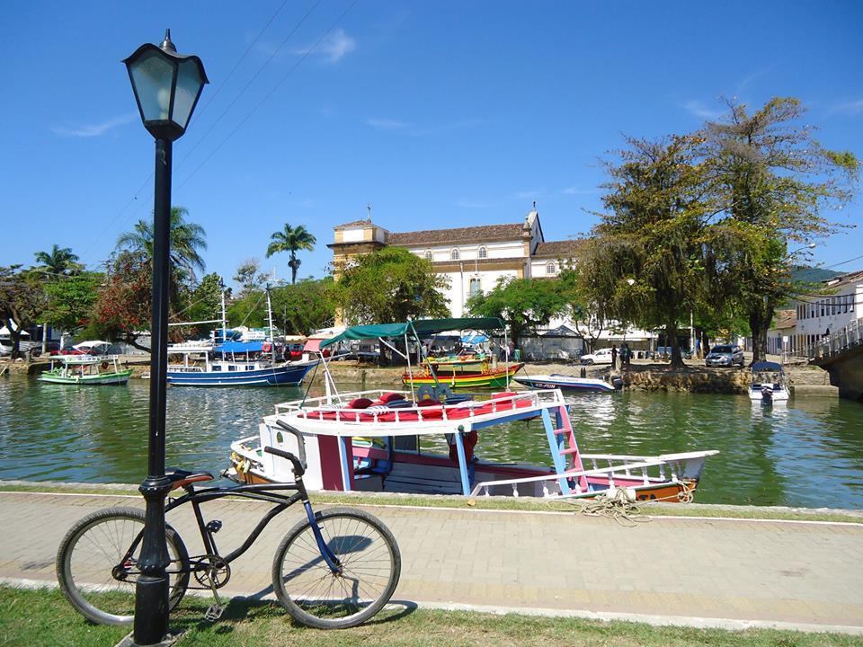 Puerto de Paraty