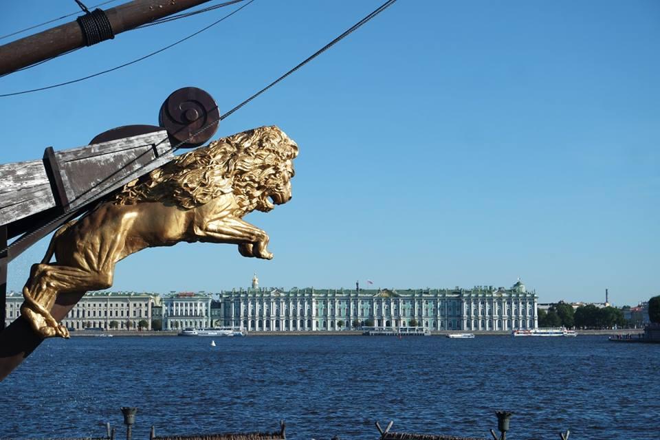 Palacio de Invierno, San Petersburgo