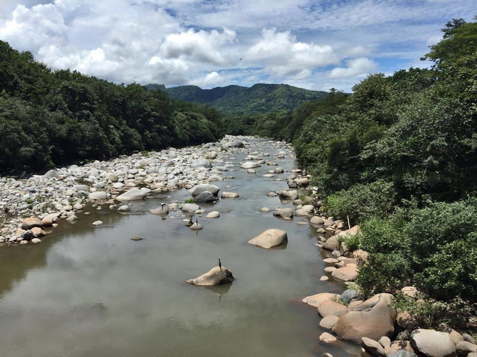 Río Chiriquí, senderos de Boquete