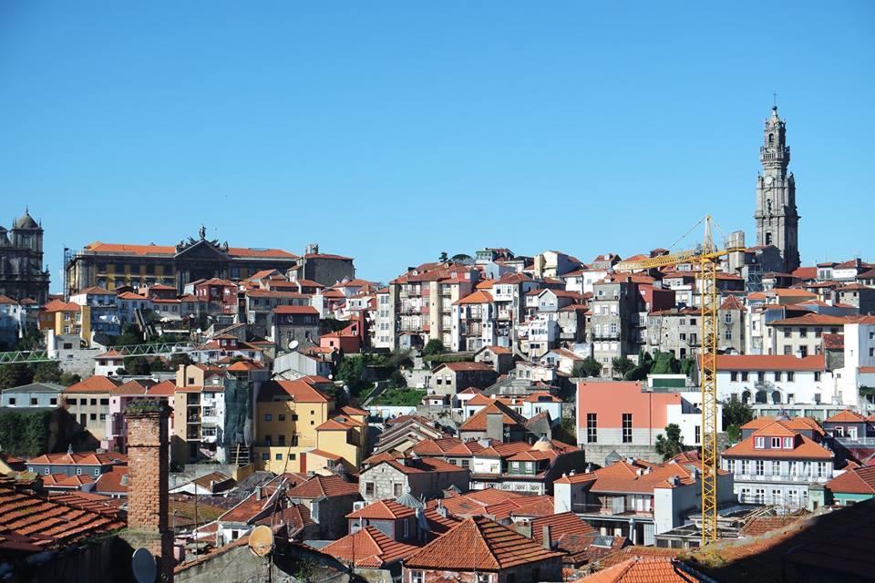 Casco Viejo de Oporto, Torre de los Clérigos
