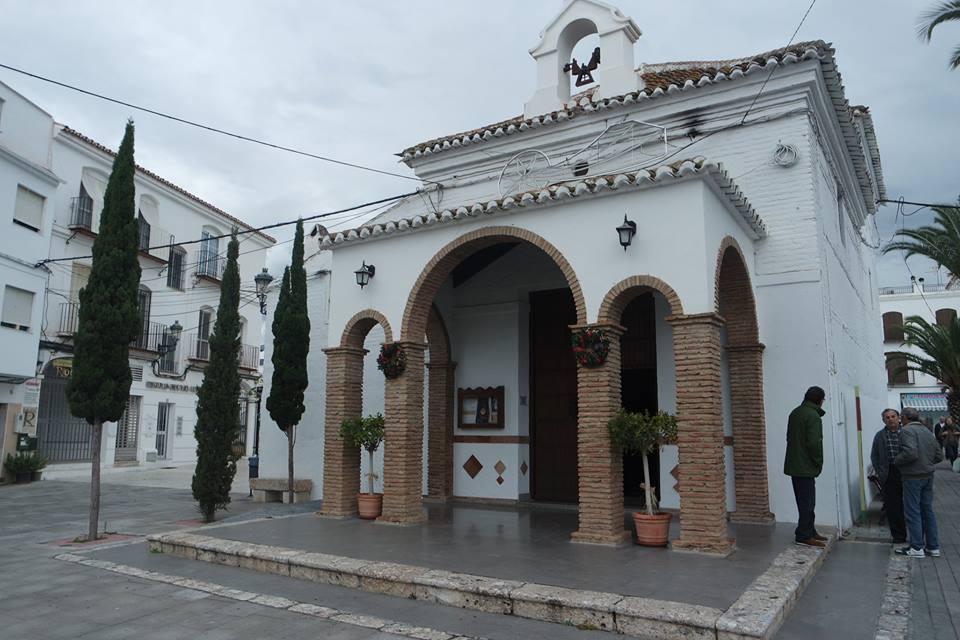 Capilla de la Virgen de las Angustias, Nerja