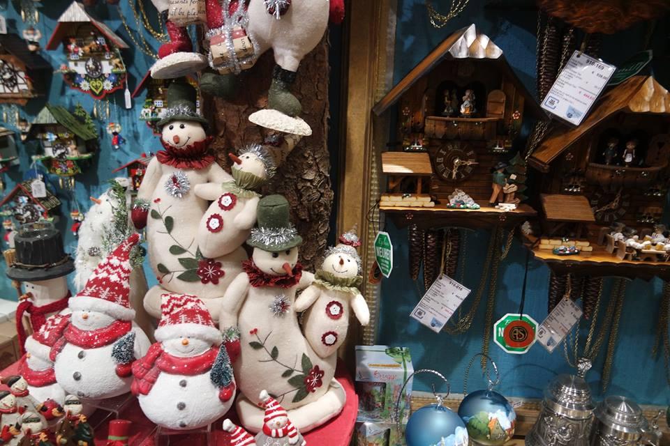 Escaparates, Navidad en Brujas