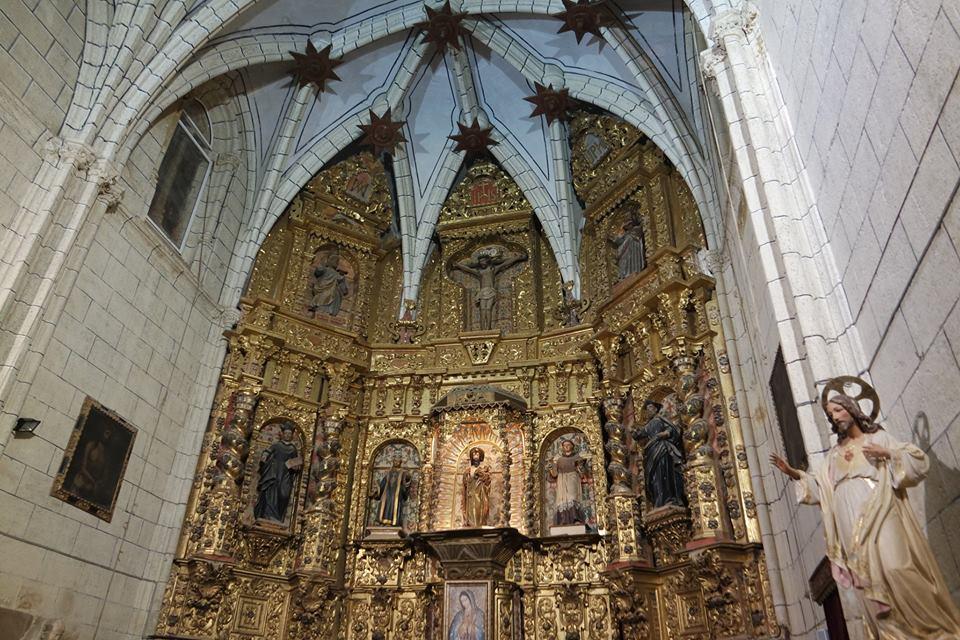 Iglesia del Salvador, Llerena