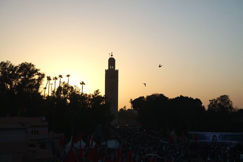 De nuevo en Marrakech