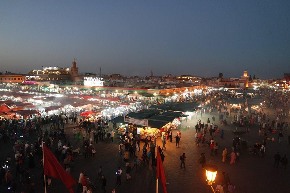 viajar-a-marrakech-plaza-jemaa-el-fna