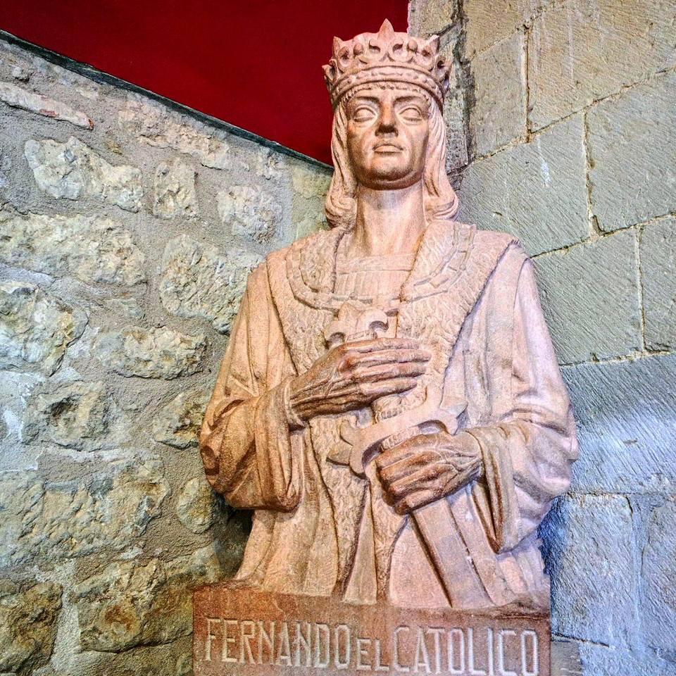 Fernando el Católico, Sos del Rey Católico