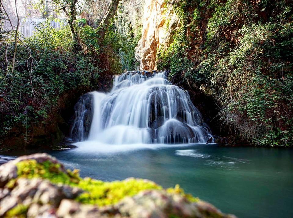 río Piedra, monasterio de Piedra