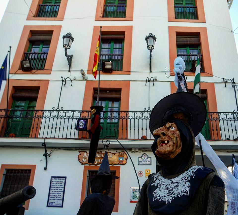 Ayuntamiento, qué ver en Lanjarón