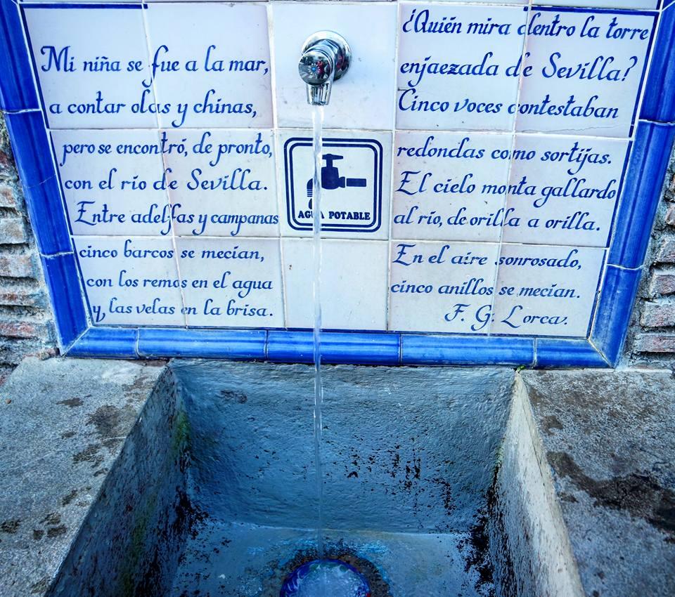 Fuente, qué ver en Lanjarón