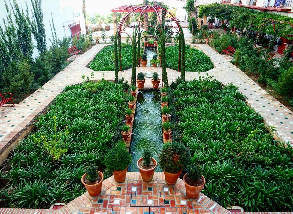 Jardines, qué ver en Lanjarón