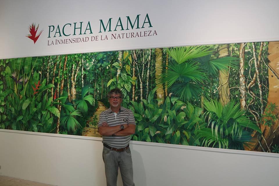 César Bertel, Cartagena de Indias