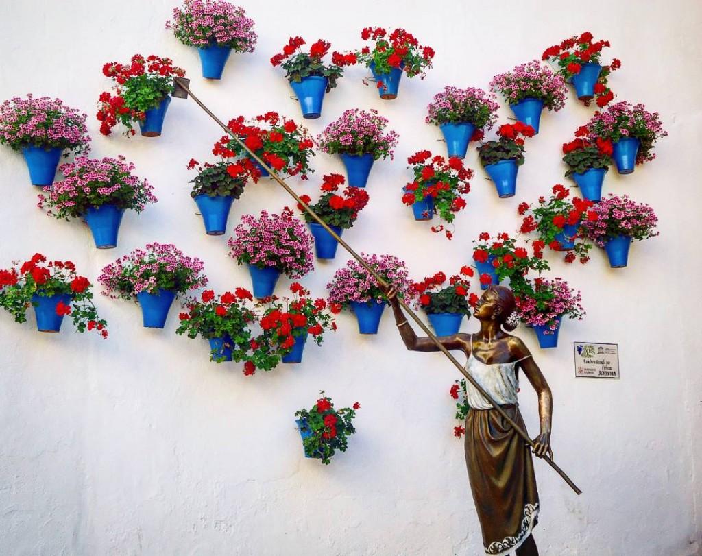 Destinos de primavera: los Patios de Córdoba