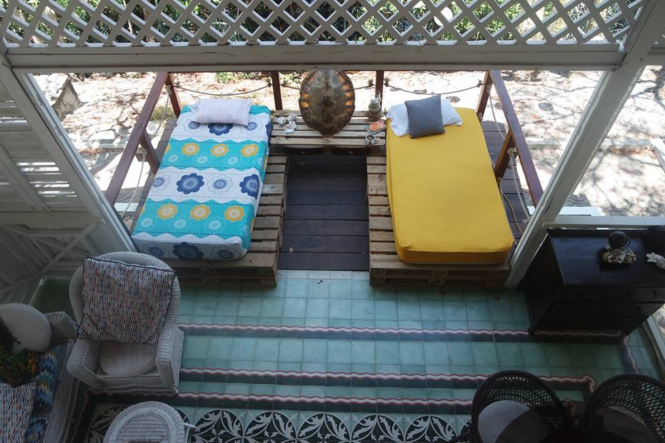 Eco hostel Casa Nativa, Islas del Rosario