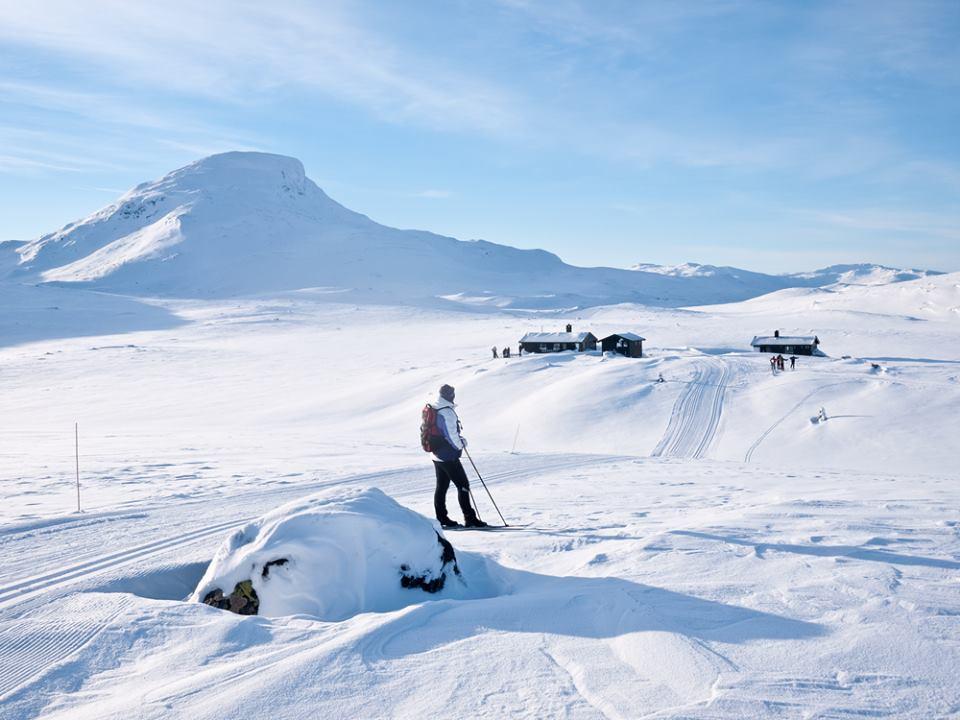 Esquí en Laponia Noruega