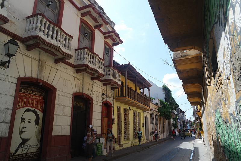 Getsemaní, Cartagena de Indias