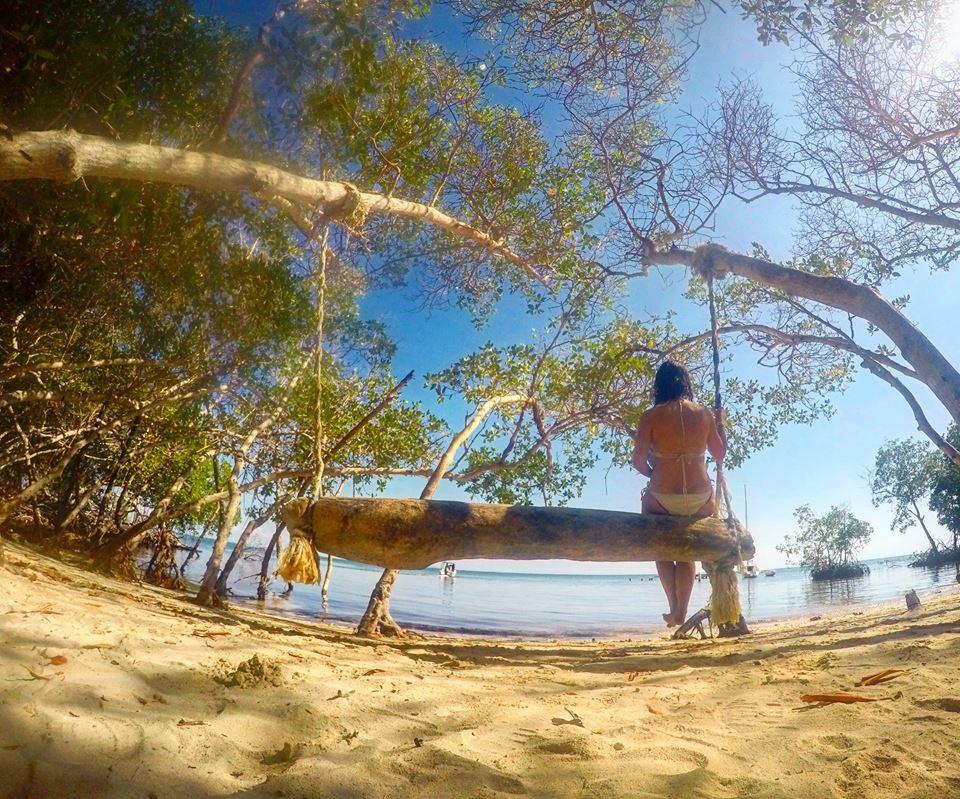 En un paraíso llamado Isla Grande