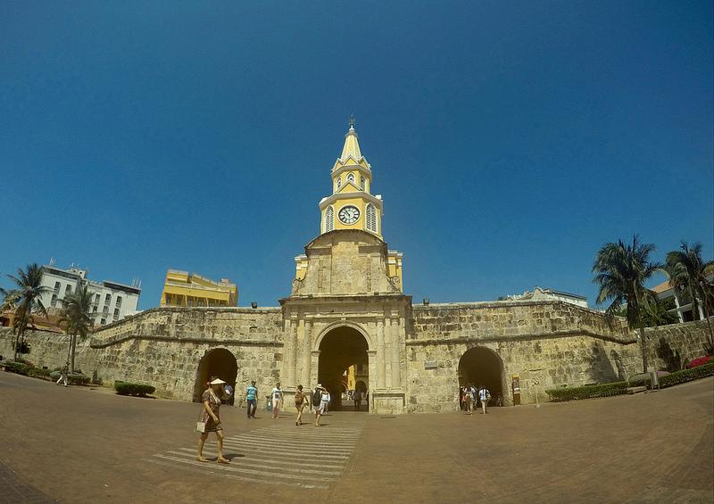 Torre del Reloj, Cartagena de Indias