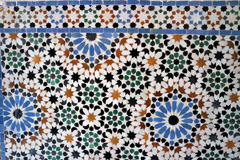 Azulejos, museo de la Kasbah, qué ver en Tánger