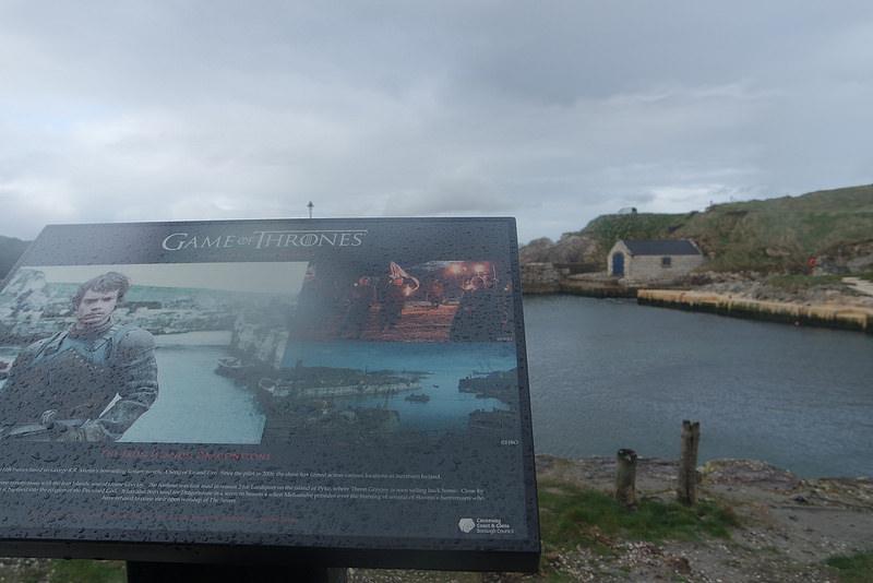 Islas del Hierro, Juego de Tronos