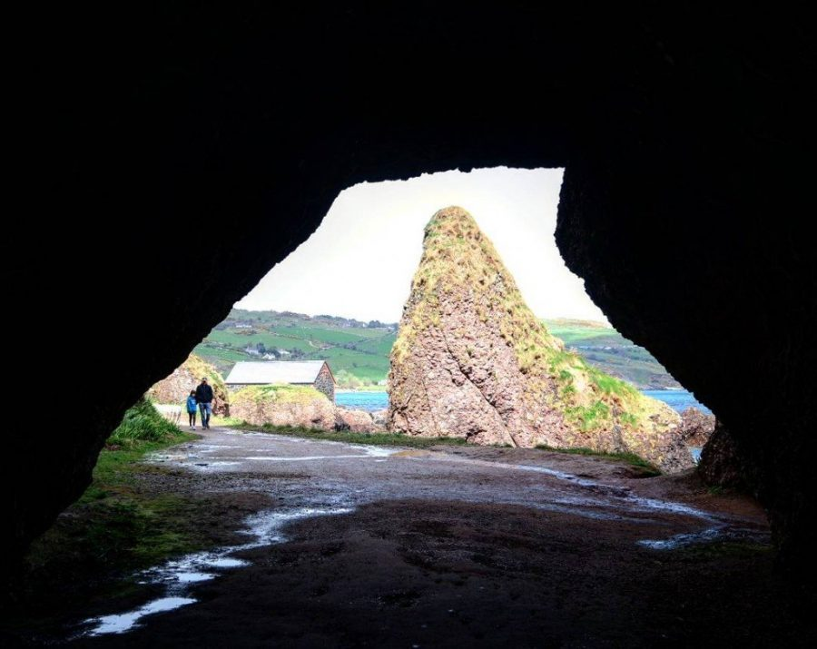 La cueva de Melisandre, Ruta de Juego de Tronos por Irlanda del Norte