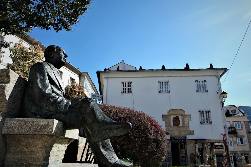 Álvaro Cunqueiro, Mondoñedo