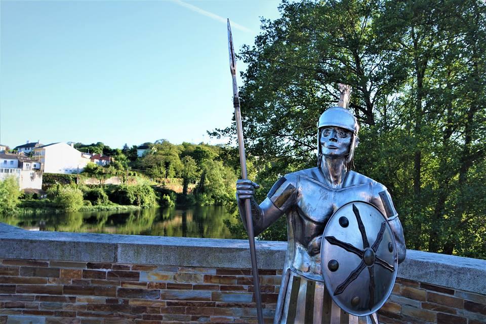 Centinela, puente romano, qué ver en Lugo