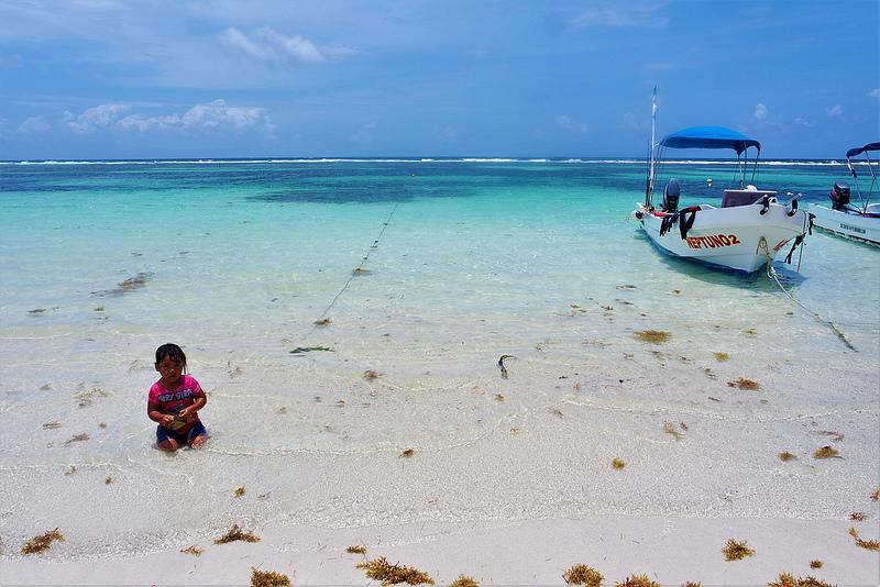 Costa maya, México, crucero por el Caribe