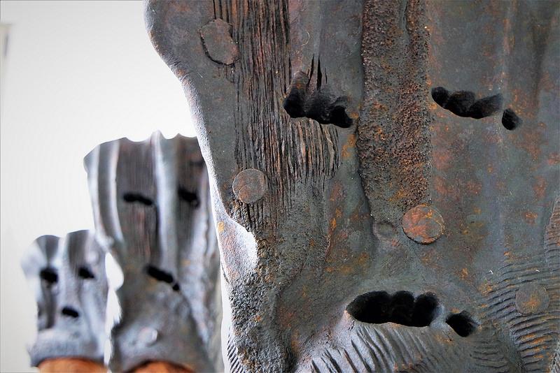 Esculturas del Espacio Caritel