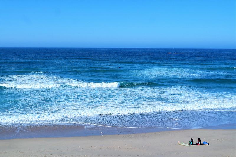 Surf en Razo, Coruña