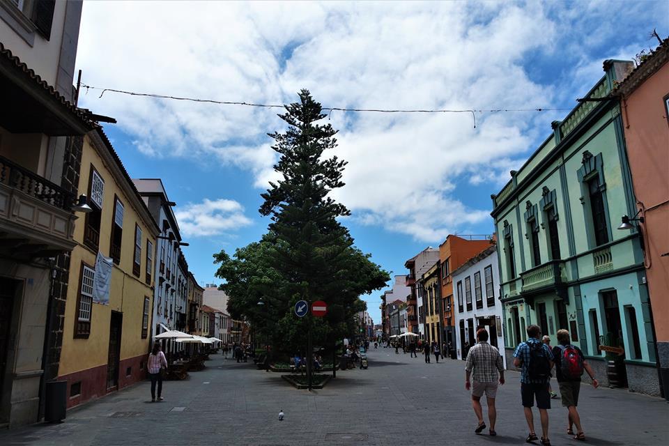 Calles del Casco Histórico, qué ver en La Laguna